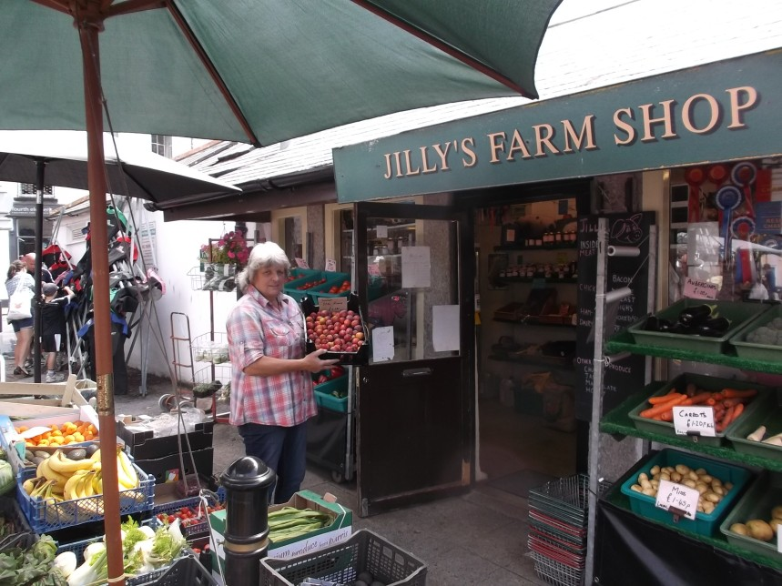 Jilly's Farm Shop